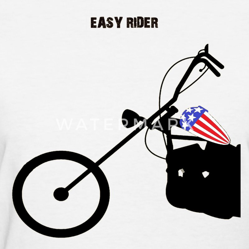 EASY RIDER - Women's T-Shirt