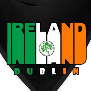 Ireland dublin - st patricks day - Bandana