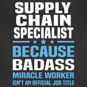 Supply Chain Specialist T-Shirts - Adjustable Apron
