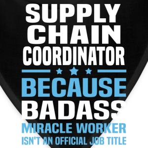 Supply Chain Coordinator T-Shirts - Bandana
