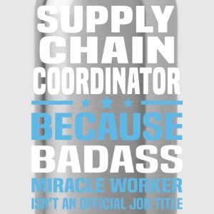 Supply Chain Coordinator T-Shirts - Water Bottle