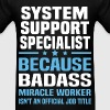 System Support Specialist T-Shirts - Men's T-Shirt