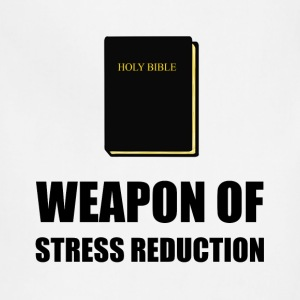 Weapon of Stress Reduction Bible - Adjustable Apron