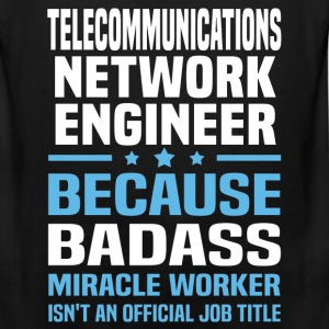 Telecommunications Network Engineer T-Shirts - Men's Premium Tank