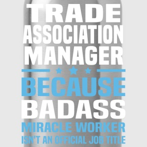 Trade Association Manager T-Shirts - Water Bottle