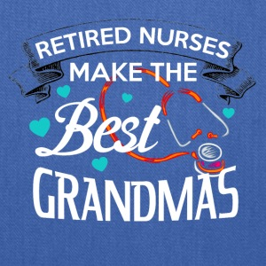 NURSE RETIRED - Tote Bag