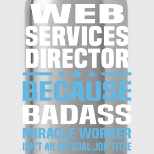 Web Services Director T-Shirts - Water Bottle
