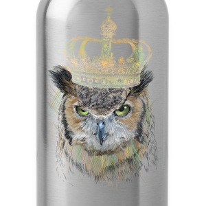Owl T-Shirts - Water Bottle