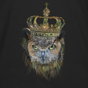Owl Hoodies - Men's Premium Long Sleeve T-Shirt