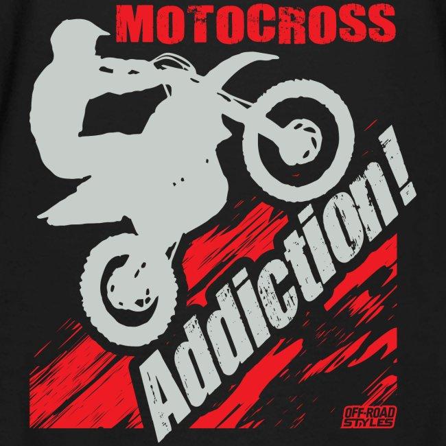 Motocross Addiction BACK