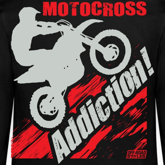 Motocross Addiction BACK