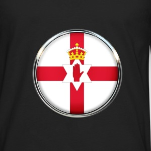 Northern-Ireland T-Shirts - Men's Premium Long Sleeve T-Shirt