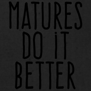 matures do it better Sportswear - Eco-Friendly Cotton Tote