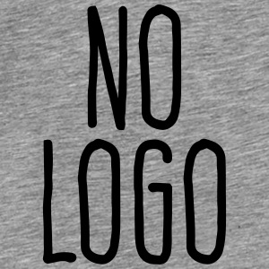 no logo Hoodies - Men's Premium T-Shirt