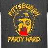 Pittsburgh Party Hard T-Shirts - Vintage Sport T-Shirt