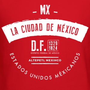 Mexico City T-Shirts - Crewneck Sweatshirt