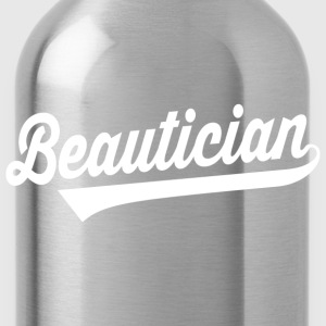 Beautician T-Shirts - Water Bottle