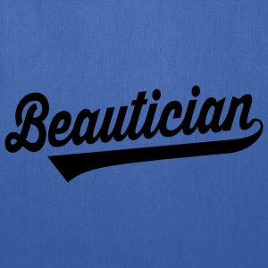 Beautician T-Shirts - Tote Bag