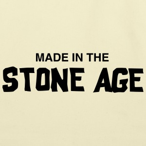 Made in the stone age T-Shirts - Eco-Friendly Cotton Tote