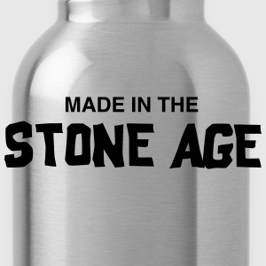 Made in the stone age T-Shirts - Water Bottle