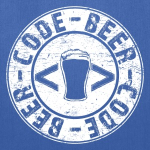 Beer Code Beer T-Shirts - Tote Bag