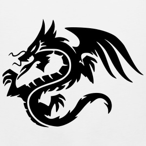 Dragon Polo Shirts - Men's Premium Tank