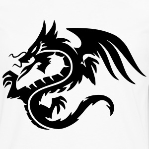 Dragon Hoodies - Men's Premium Long Sleeve T-Shirt