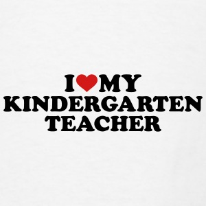 Kindergarten teacher Mugs & Drinkware - Men's T-Shirt
