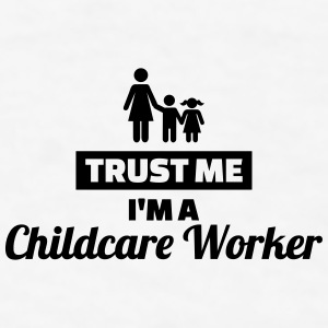 Childcare worker Mugs & Drinkware - Men's T-Shirt