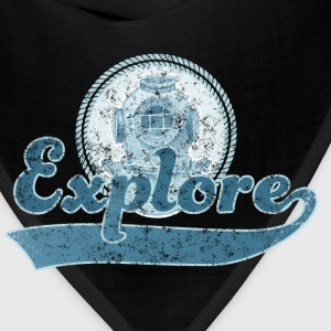 Explore the Ocean T-Shirts - Bandana