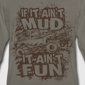 Mega Truck Mud Fest T-Shirts - Men's Premium Long Sleeve T-Shirt