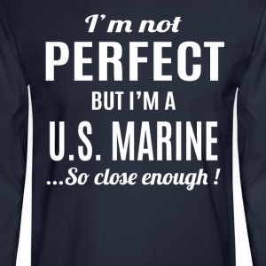 U. S. Marine - Men's Long Sleeve T-Shirt