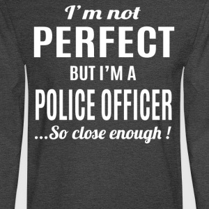 Police Officer - Men's Long Sleeve T-Shirt