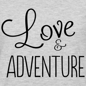 Love and adventure T-Shirts - Men's Premium Long Sleeve T-Shirt