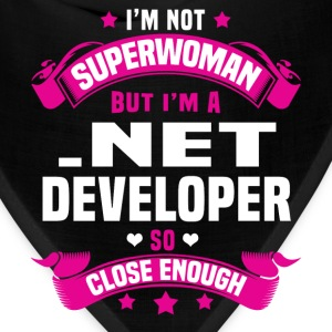 .Net Developer Tshirt - Bandana