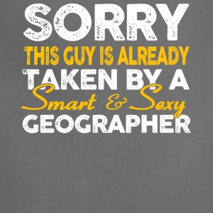 Smart And Sexy Geographer T Shirt - Adjustable Apron
