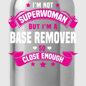 Base Remover Tshirt - Water Bottle