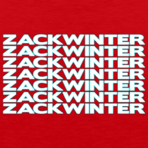 zackwinter - Men's Premium Tank