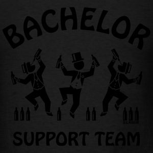 Bachelor Support Team / Beer Drinkers (Stag Party) Sportswear - Men's T-Shirt