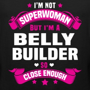 Belly Builder Tshirt - Men's Premium Tank