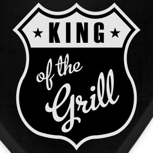 King of the Grill Hoodies - Bandana
