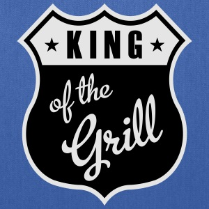 King of the Grill T-Shirts - Tote Bag