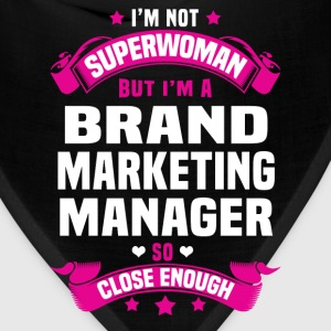 Brand Marketing Manager Tshirt - Bandana