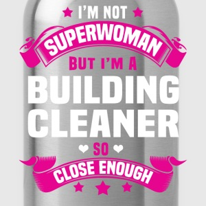 Building Cleaner Tshirt - Water Bottle