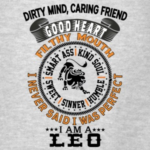I AM A LEO Hoodies - Men's T-Shirt