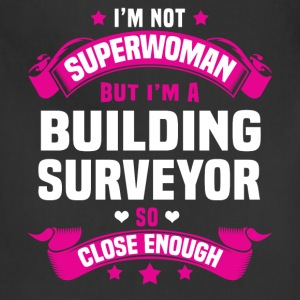 Building Surveyor Tshirt - Adjustable Apron