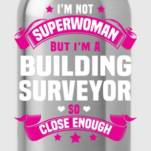 Building Surveyor Tshirt - Water Bottle