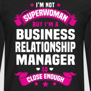 Business Relationship Manager Tshirt - Men's Premium Long Sleeve T-Shirt