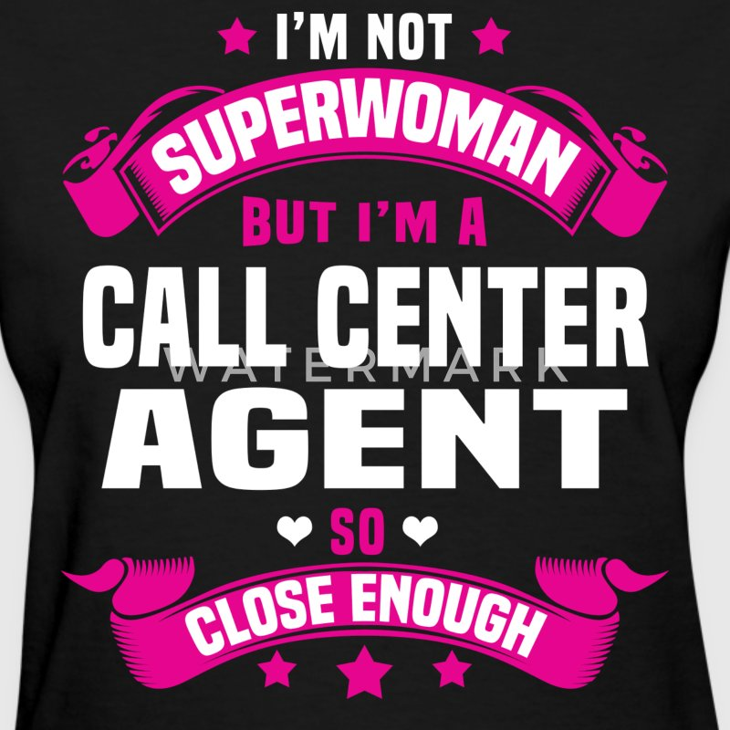 Call Center Agent Tshirt - Women's T-Shirt