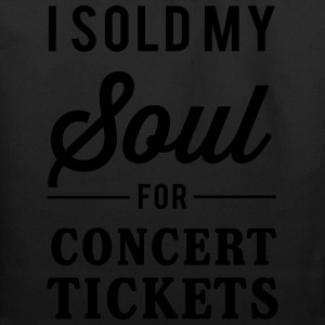 I sold my soul for concert tickets T-Shirts - Eco-Friendly Cotton Tote